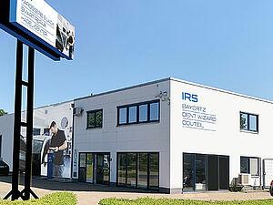 Standort der IRS Gruppe