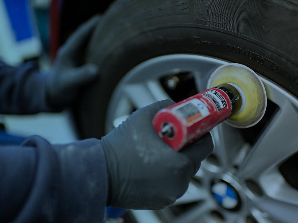Smart Repair & Spot Repair Parkschaden | IRS Group