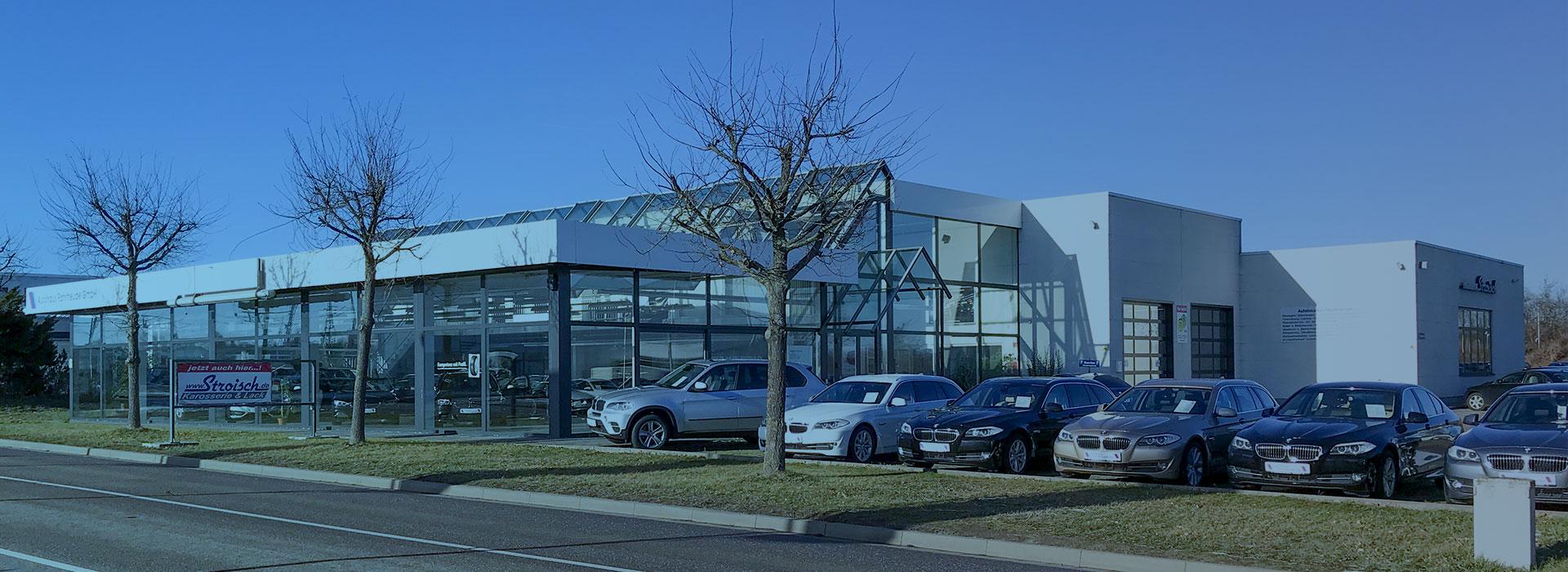 KFZ Werkstatt IRS Halle
