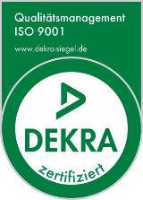 DEKRA Qualitätsmanagement ISO 9001